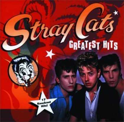 Bestselling Music (2007) - Stray Cats - Greatest Hits by Stray Cats