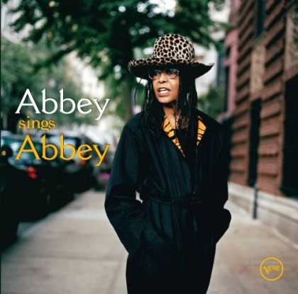 Bestselling Music (2007) - Abbey Sings Abbey by Abbey Lincoln