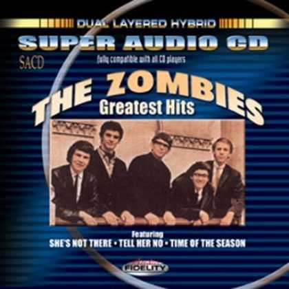 Bestselling Music (2007) - The Zombies - Greatest Hits by Zombies