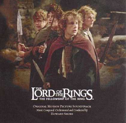 Bestselling Music (2007) - The Lord of the Rings: The Fellowship of the Ring