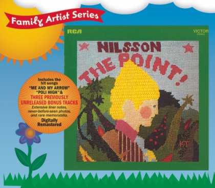 Bestselling Music (2007) - The Point! (Deluxe Packaging) by Harry Nilsson