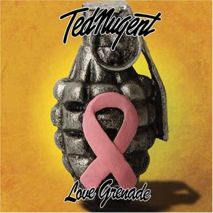 Bestselling Music (2007) - Love Grenade by Ted Nugent