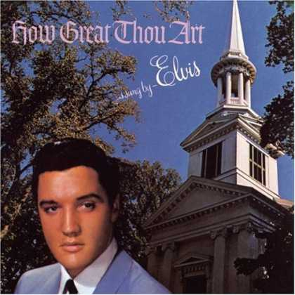 Bestselling Music (2007) - How Great Thou Art by Elvis Presley