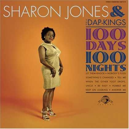 Bestselling Music (2007) - 100 Days, 100 Nights by Sharon Jones & the Dap Kings