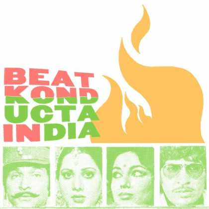 Bestselling Music (2007) - Beat Konducta Vol. 3-4: In India by Madlib