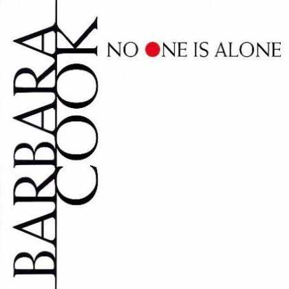 Bestselling Music (2007) - No One Is Alone by Barbara Cook