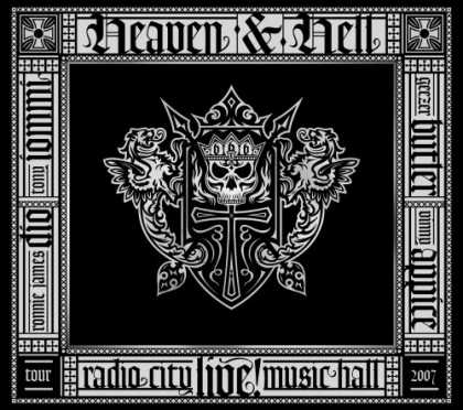 Bestselling Music (2007) - Live from Radio City Music Hall by Heaven & Hell