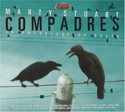Bestselling Music (2007) - Compadres: An Anthology of Duets by Marty Stuart