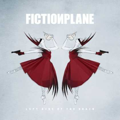 Bestselling Music (2007) - Left Side of the Brain by Fiction Plane