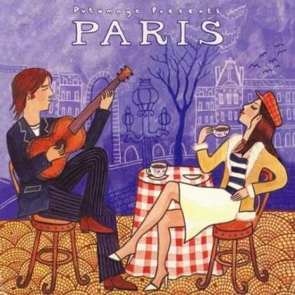 Bestselling Music (2007) - Putumayo Presents: Paris by Various Artists