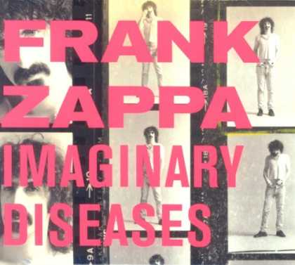 Bestselling Music (2007) - Imaginary Diseases by Frank Zappa
