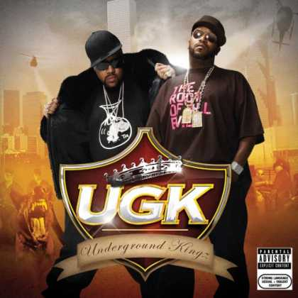 Bestselling Music (2007) - Underground Kingz by UGK