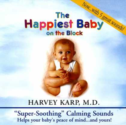 "Bestselling Music (2007) - The Happiest Baby on the Block New ""Super Soothing"" Calming Sounds CD (now ... w"