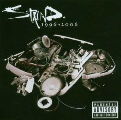 Bestselling Music (2007) - 1996-2006 The Singles by Staind