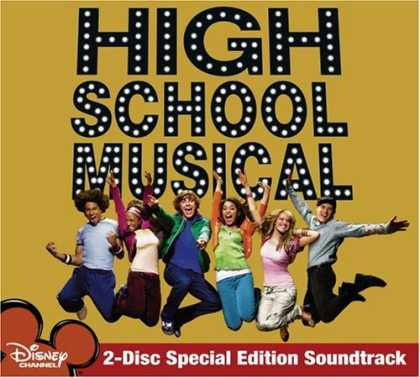 Bestselling Music (2007) - High School Musical by Various Composers