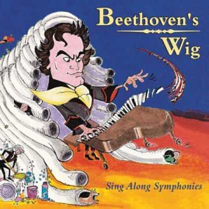 Bestselling Music (2007) - Beethoven's Wig: Sing Along Symphonies by Beethoven's Wig