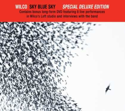Bestselling Music (2007) - Sky Blue Sky (CD/DVD) by Wilco