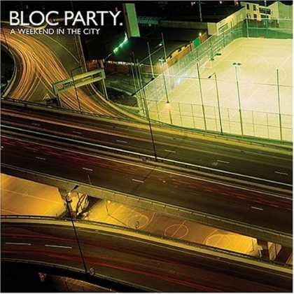 Bestselling Music (2007) - A Weekend in the City by Bloc Party