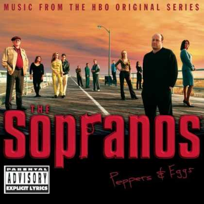 Bestselling Music (2007) - The Sopranos - Peppers and Eggs: Music from the HBO Series by Original Televisio