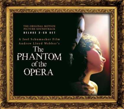 Bestselling Music (2007) - The Phantom of the Opera (The Original Motion Picture Soundtrack) by Andrew Lloy