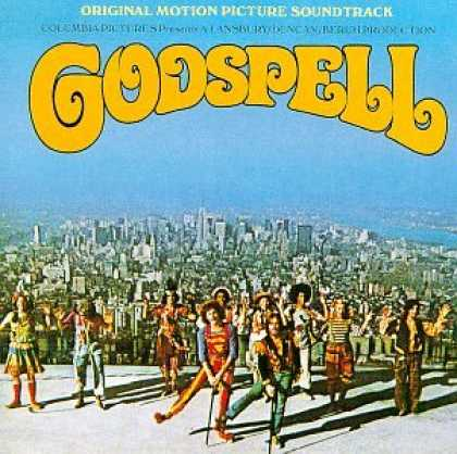 Bestselling Music (2007) - Godspell: Original Motion Picture Soundtrack by Stephen Schwartz