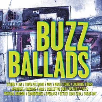 Bestselling Music (2007) - Buzz Ballads by Various Artists
