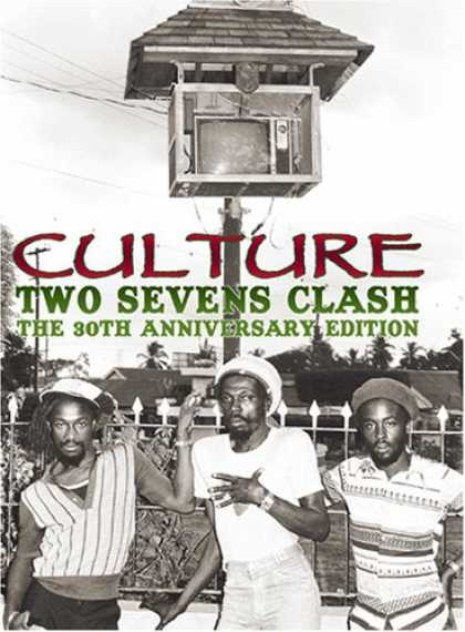 Bestselling Music (2007) - Two Sevens Clash: 30th Anniversary Edition (Dlx) by Culture