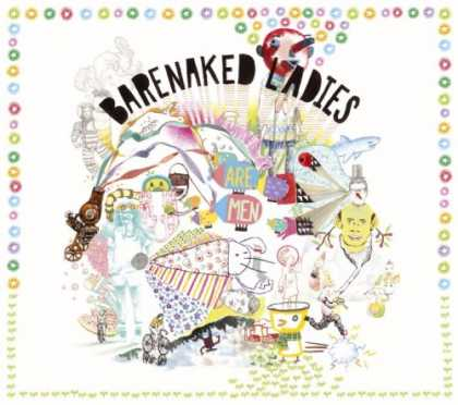 Bestselling Music (2007) - Barenaked Ladies Are Men by Barenaked Ladies