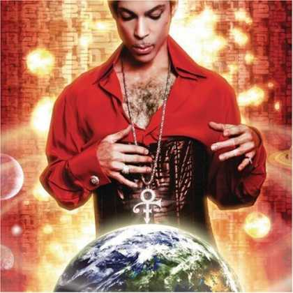 Bestselling Music (2007) - Planet Earth by Prince