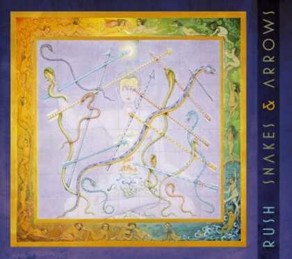 Bestselling Music (2007) - Snakes & Arrows by Rush