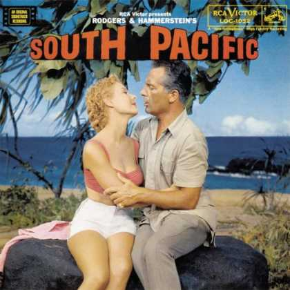 Bestselling Music (2007) - South Pacific (1958 Film Soundtrack)
