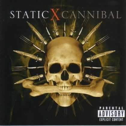 Bestselling Music (2007) - Cannibal by Static-X
