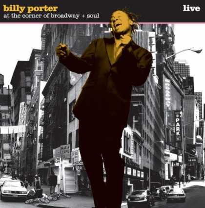 Bestselling Music (2007) - At the Corner of Broadway + Soul by Billy Porter