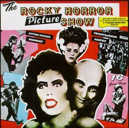 Bestselling Music (2007) - The Rocky Horror Picture Show (1975 Film) by Richard O'Brien