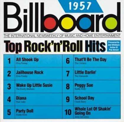 Bestselling Music (2007) - Billboard Top Rock & Roll Hits: 1957 by Various Artists