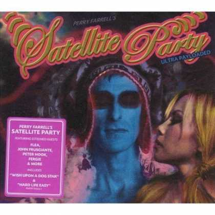 Bestselling Music (2007) - Ultra Payloaded by Perry Farrell's Satellite Party
