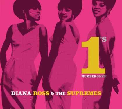 Bestselling Music (2007) - The #1's (Eco-Friendly Packaging) by Diana Ross & The Supremes