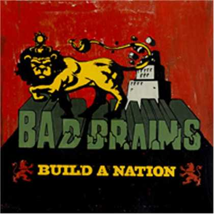 Bestselling Music (2007) - Build a Nation by Bad Brains