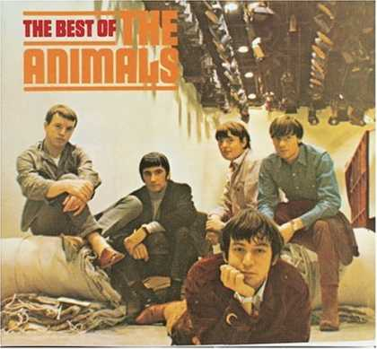Bestselling Music (2007) - Best of the Animals by The Animals