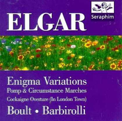 Bestselling Music (2007) - Elgar: Pomp & Circumstance Marches; Enigma Variations; Cockaigne Overture
