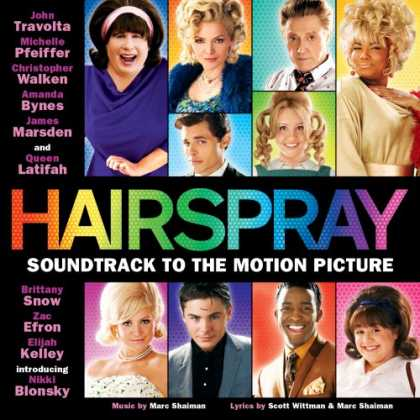 Bestselling Music (2007) - Hairspray (Soundtrack to the Motion Picture)