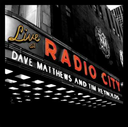 Bestselling Music (2007) - Live at Radio City Music Hall by Dave Matthews