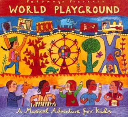 Bestselling Music (2007) - World Playground by Various Artists