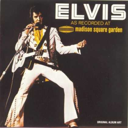 Bestselling Music (2007) - Elvis as Recorded at Madison Square Garden by Elvis Presley