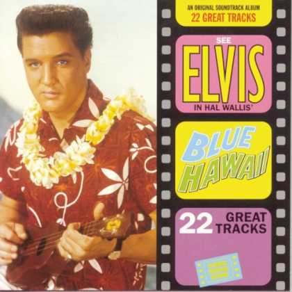 Bestselling Music (2007) - Blue Hawaii by Elvis Presley