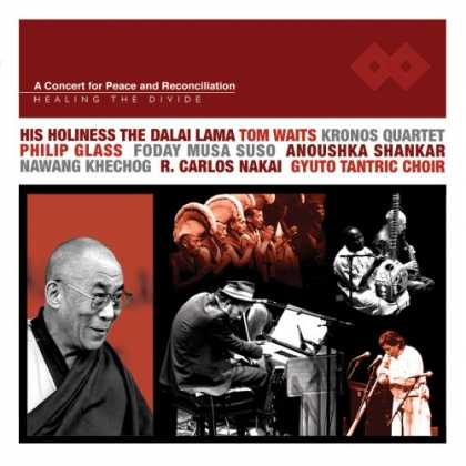 Bestselling Music (2007) - Healing the Divide: A Concert for Peace and Reconciliation by Dalai Lama