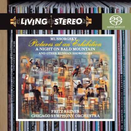 Bestselling Music (2007) - Mussorgsky: Pictures at an Exhibition, A Night on Bald Mountain, and Other Russi