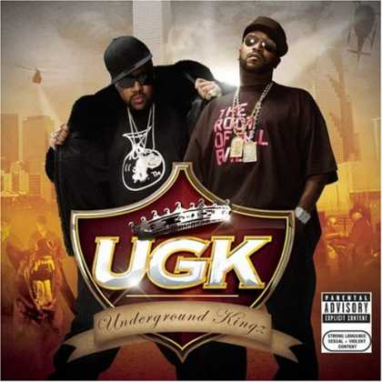 Bestselling Music (2007) - Underground Kingz Limited Edition by UGK
