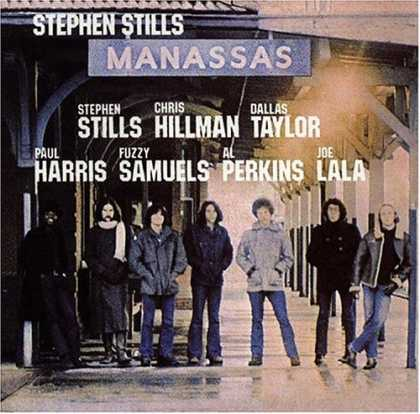 Bestselling Music (2007) - Manassas by Stephen Stills