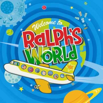Bestselling Music (2007) - Welcome To Ralph's World [CD/DVD Combo] [Amazon Exclusive Bonus Content] by Ralp